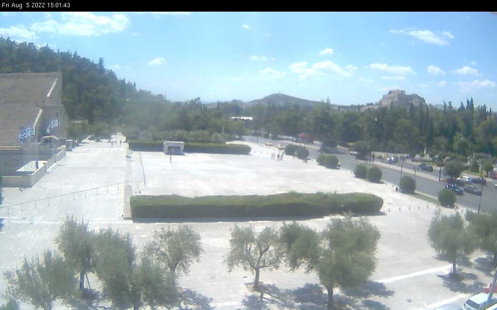 Webcam in Athens